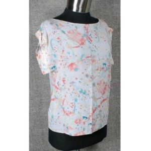 NEW! ALICE + OLIVIA SILK TOP!